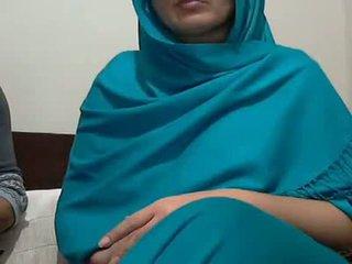性感 印度人 aunty 同 lover possing 她的 胸部 & p