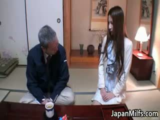 Anri suzuki príťažlivé zvrátené ázijské milfka part2