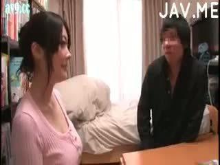 ญี่ปุ่น, สาวใหญ่, cumshot