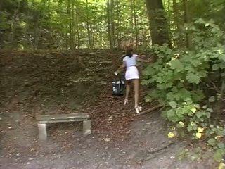 Мадама принудителен в на park