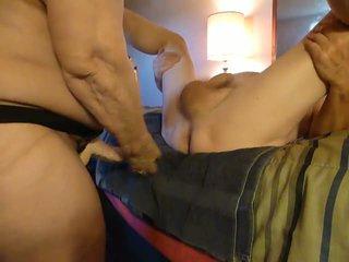 Fuckin My Mans Ass: Free MILF Porn Vid...