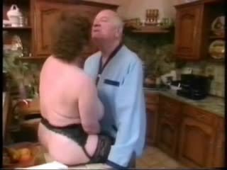 velká prsa, bbw, babičky