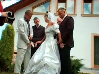 wedding, european, orgie