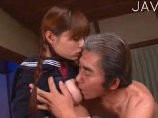 japansk, gamla + young, likformig