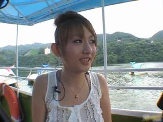 Reon Otowa Lovely Asian Doll Getting