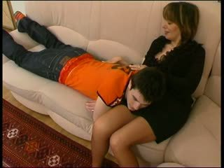 Mature loves to fucks young boy Video