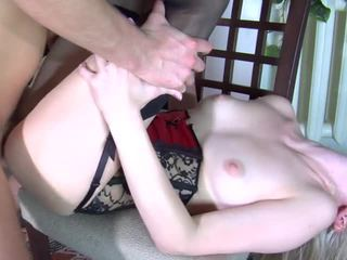 Paulina și rolf - rus hardcore anal