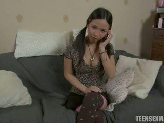 Hot Brunette Model Teen