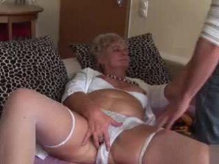 Amateur anal abuelita - muy desagradable!