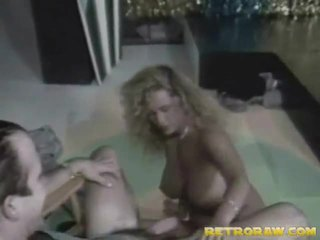 vintage tits busty, 가슴의 거시기를 빌어 먹을, 레트로 포르노