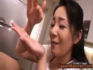 Ayane asakura japansk eldre kvinne part5