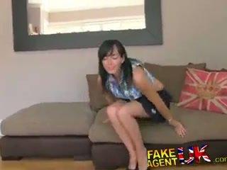 FakeAgentUK Dirty talking MILF takes i...