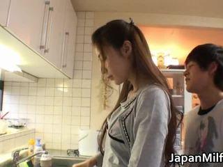 avsugning, huvud ger, japansk