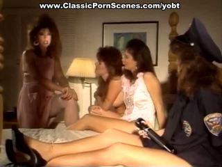 group sex, lesbian sex, vintage