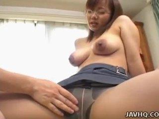 brunette, nice ass, japanese