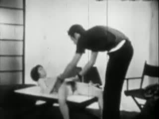 Lust e il banana: gratis vintage porno video ea