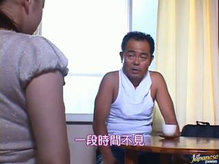 Timid 늙은 reiko yamaguchi has doggystyled