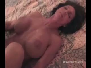 lesbian rated, fresh masturbation fun, nylon