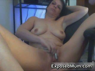 Sensual Mom Pussy Fisted Deep