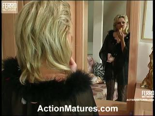 Agatha 과 rolf leggy mamma 내부 활동