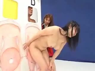 Japonesa juego espectáculo