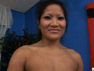 oriental, big tits, asiatic