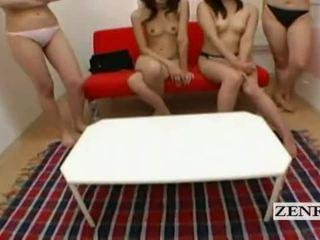Subtitled pov ýapon kolledž jaýda harem teasing
