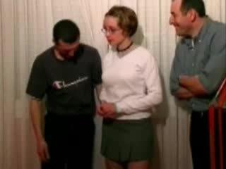 Francozinje punca analno zajebal