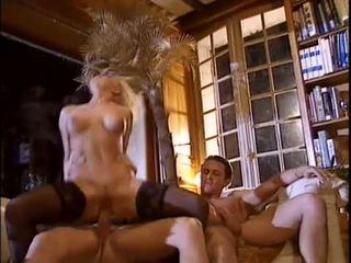 ओरल सेक्स, डबल प्रवेश, योनि सेक्स