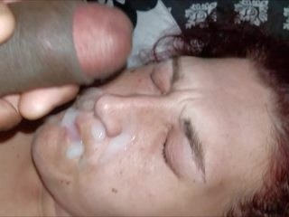 Amazing Creamy Facial Cumshot, Free POV Porn 0a