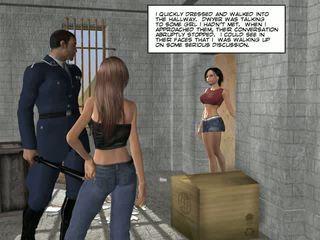 Tatlong-dimensiyonal komiko freehope 2