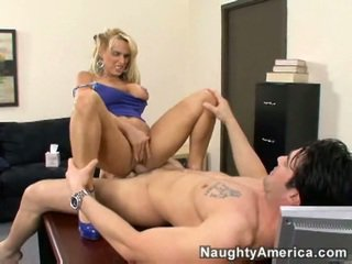 Holly halston gets pounded ยาก จาก หลัง