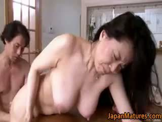 Miki sato সুদৃশ্য nihonjin মা part1