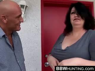 Fat Mature Street Meeting