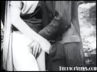 Πολύ νωρίς παλιάς χρονολογίας πορνό 1915