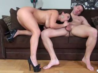 brunette, anal sex, fucked