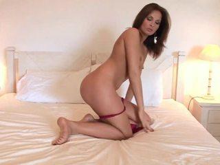 Hotty puts ένα τεράστιος σεξ tool σε αυτήν μουνί
