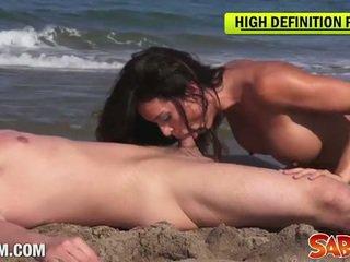 Sand and sun make fucking fun