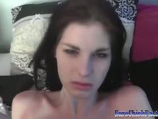 Super Hot Euro Teen Dicked In POV
