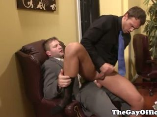 ऑफीस सेक्स साथ muscle बॉस colby jansen
