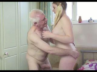 Kuum vana mees n noor lipakas