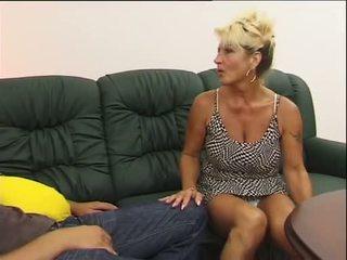 Zia matura renata e suo nephew