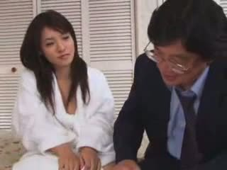 Young Asian Teen Fucked By Old Man