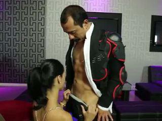 Dernier mexicain fucks cubain hottie jasmine caro!