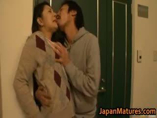 Ayane Asakura Mature Asian Model Has Sex Part5