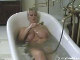 big boobs, rubia, amateur