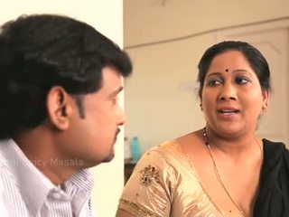 South indiano mallu servant storia d'amore con rented batchelor
