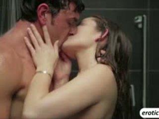 morena, lamer mejores, ver ducha