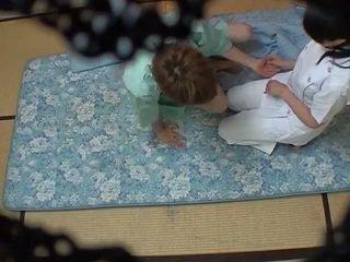 Хотел masseuse used от хотел guest