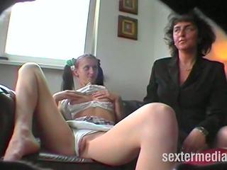 Versaute Familien in Deutschland - Verboten: Free Porn 24